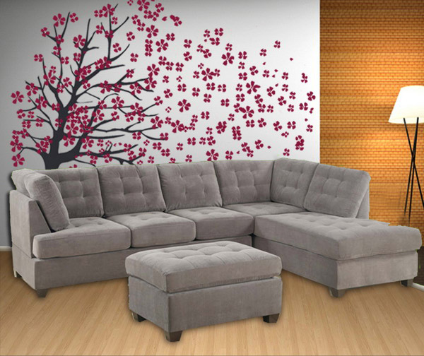 Cheap lounge suites perth unbeatable prices on sofas for Affordable chaise sofas
